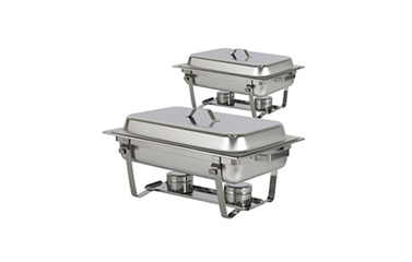 CHAFFING PAN