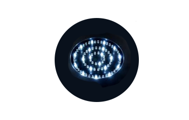 LED Disk Lights